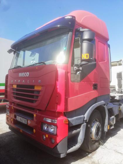 IVECO STRALIS  AS 440 S 45 TP 2007