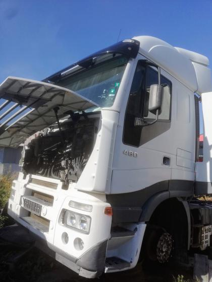 IVECO STRALIS AS 440 S 48 T 2006